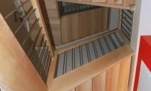 montée escalier vue de dessous