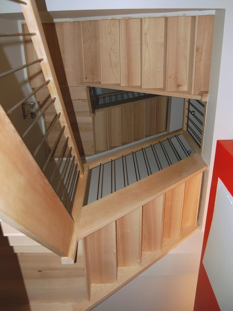 k mont e d 39 escaliers fr ne jac samson. Black Bedroom Furniture Sets. Home Design Ideas