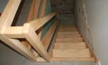 arrivée escalier cave