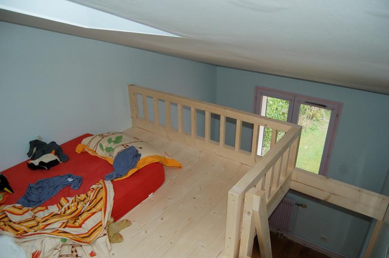 m mezzanines et structures jac samson. Black Bedroom Furniture Sets. Home Design Ideas