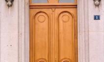 porte entrée immeuble Grenoble