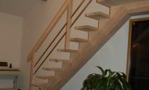 escalier CC avec palier arrivée