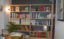 bibliothèque frêne