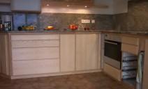 frêne portes et tiroirs  plats