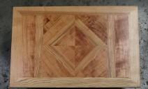 motif table basse merisier
