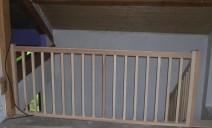 balustres bois 32 32 mm