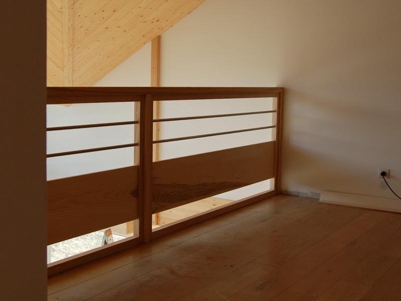 Rambarde bois escalier 20170808230619 - Rambarde escalier bois ...