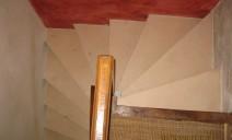 habillage contreplaqué bouleau renfort escalier défectueux