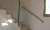 habillage escalier béton sans nez de marche