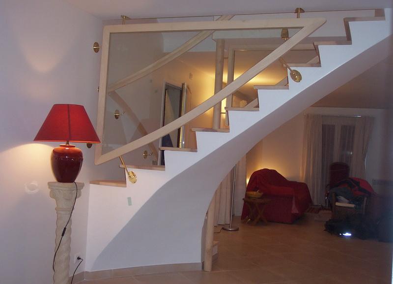 h habillages bois escaliers jac samson. Black Bedroom Furniture Sets. Home Design Ideas