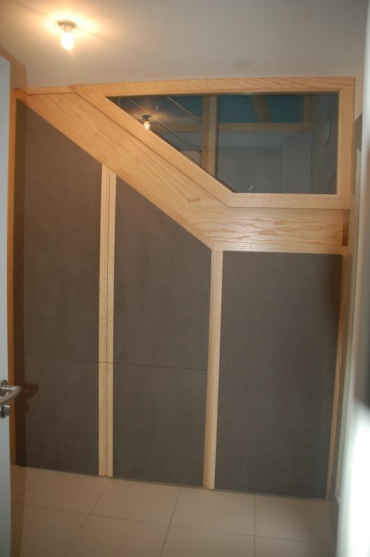 D2 escaliers 1 2 tour jac samson - Porte placard sous escalier ...